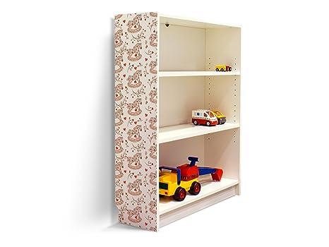 Scaffali Ikea Per Bambini : Yourdea sticker per la camera dei bambini mobili ikea billy