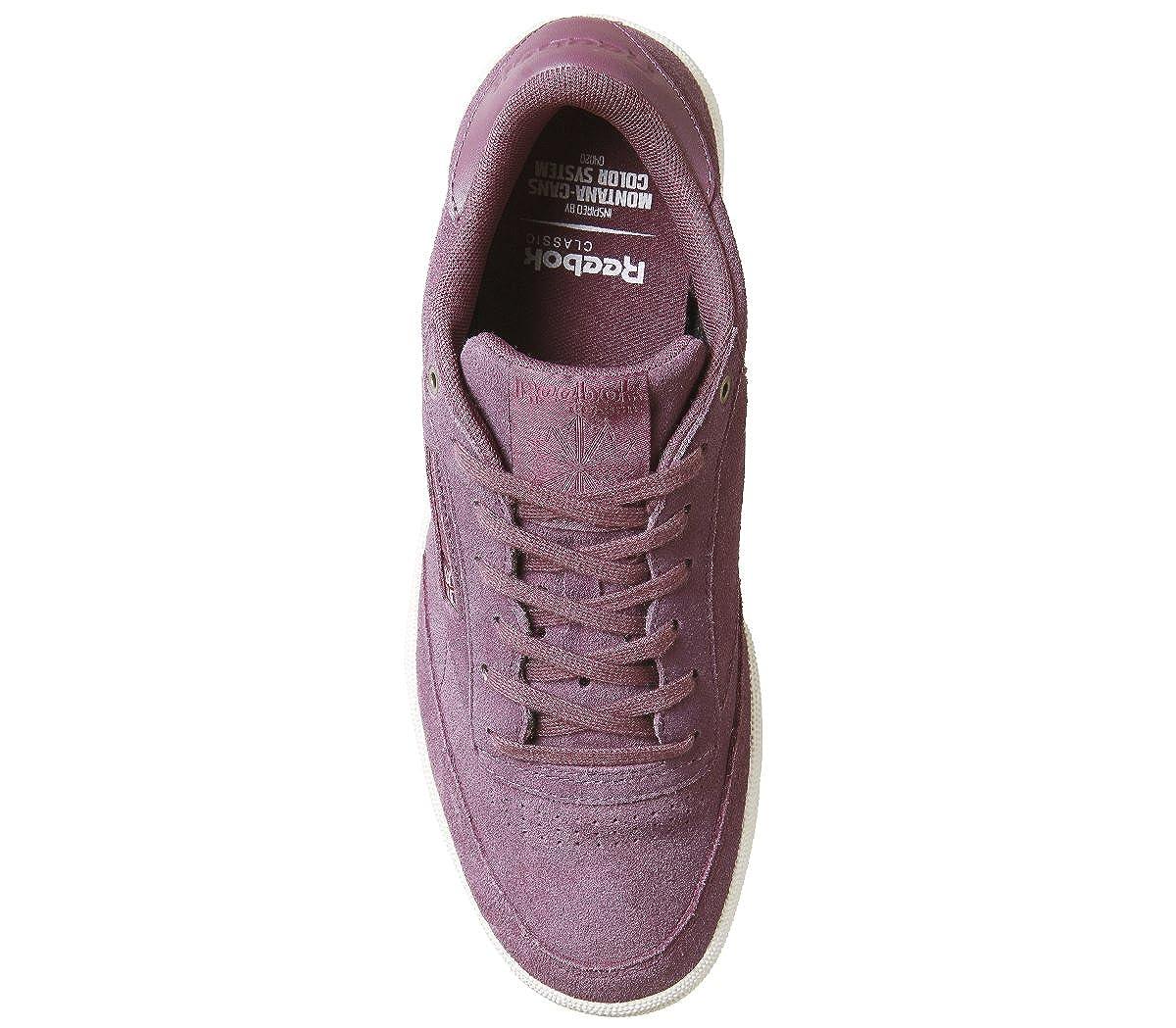 Reebok Club Schuhe C 85 MSS Schuhe Club  Lila a31f75