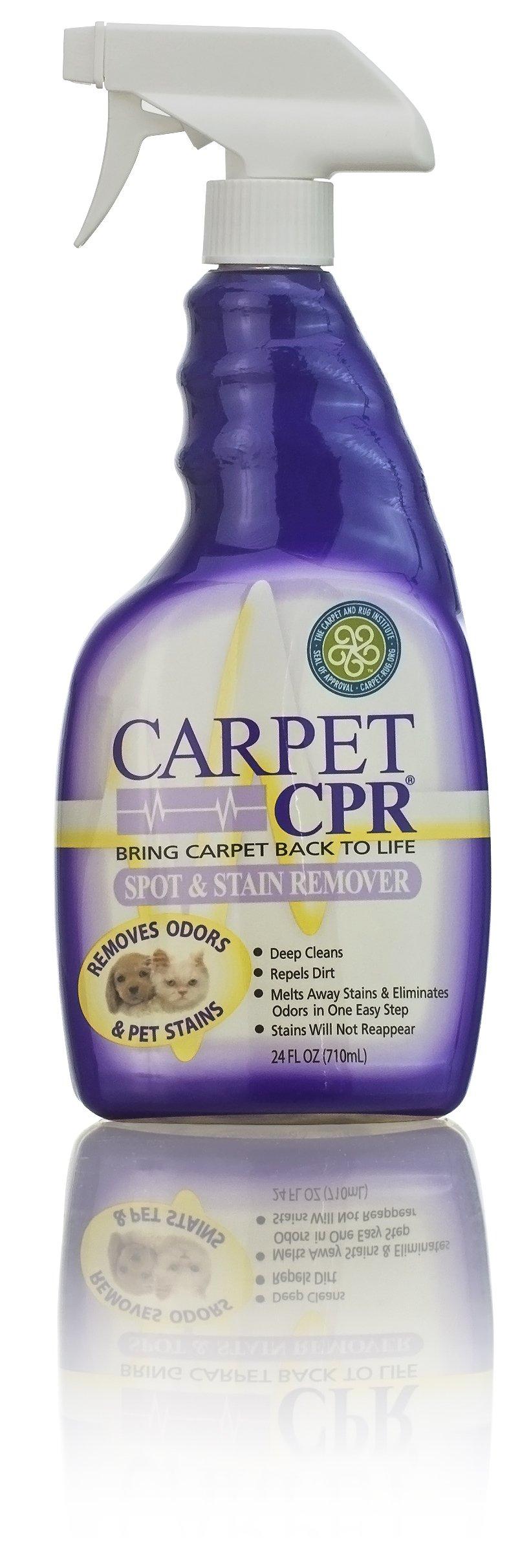 Carpet CPR Spot & Stain Remover, 24-oz