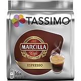 Tassimo - Capsulas marcilla café expresso 16 bebidas novedad
