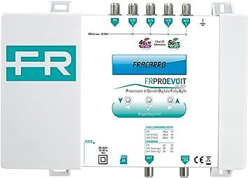 Fracarro Central Digital programable FR Pro EVO IT Digitales DVB ...