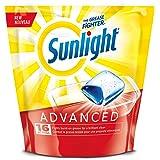 SUNLIGHT Advanced Dishwasher Detergent 20 count