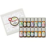 Family Doctor (14) Essential Oil Set 100% Pure, Best Therapeutic Grade - 14/10mL
