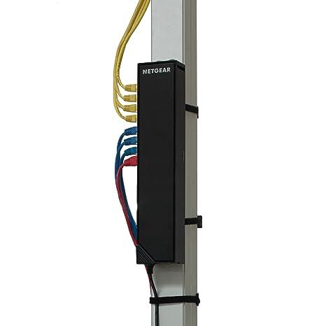 Netgear GSS108EPP-100NAS - Click switch gestionable inteligente (8 puertos Gigabit PoE+, alimentación a través de Ethernet de 4 puertos y 47 W) [modelo ...