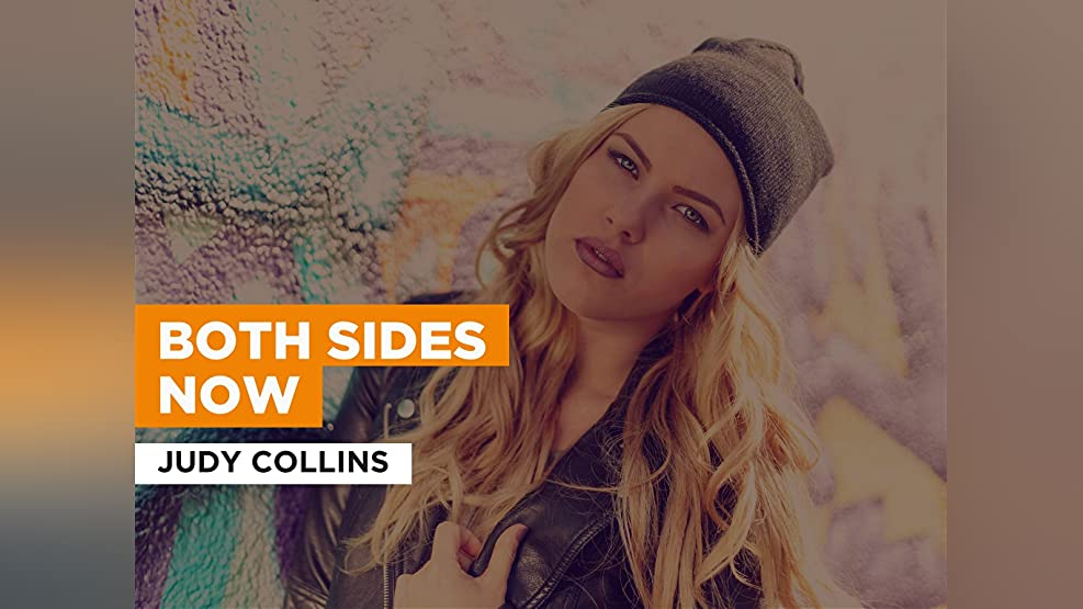 Both Sides Now in the Style of Judy Collins