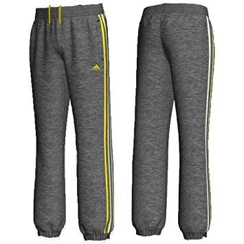adidas ESS 3S Sweat Pant Junior grau