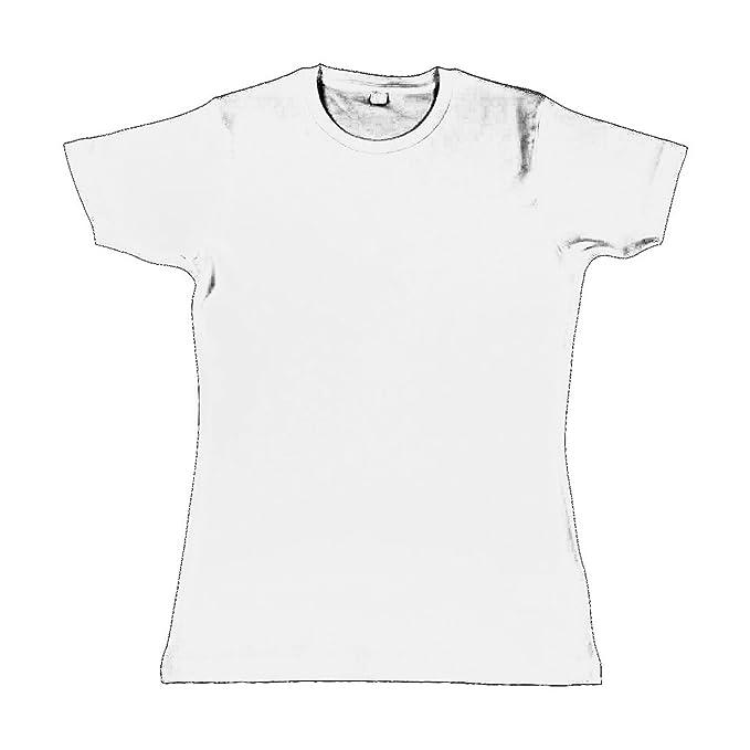 Nakedshirt - Camiseta de algodón orgánico supersuave Modelo Paul Hombre caballero (2XL/Blanco)