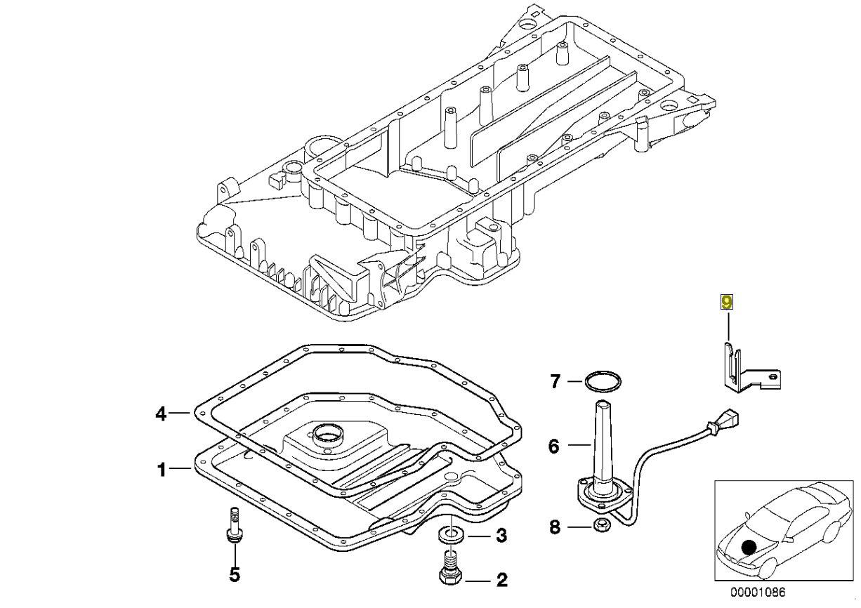 amazon bmw m62 v8 engine oil level sensor plug holder 1433941 Building an BMW M62 Engine amazon bmw m62 v8 engine oil level sensor plug holder 1433941 automotive