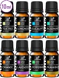 ArtNaturals Therapeutic-Grade Aromatherapy Essential Oil Gift Set – (8 x 10ml) - 100% Pure of the Highest Quality Oils…