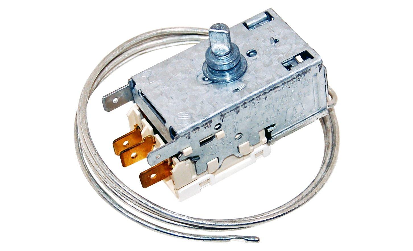 Ignis Ikea Cda Réfrigérateur Congélateur Thermostat 481227128422 Réfrigérateurs, Congélateurs
