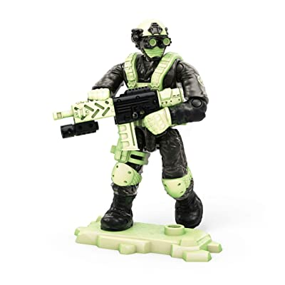 Mega Construx Call of Duty Shadow Company Soldier: Toys & Games