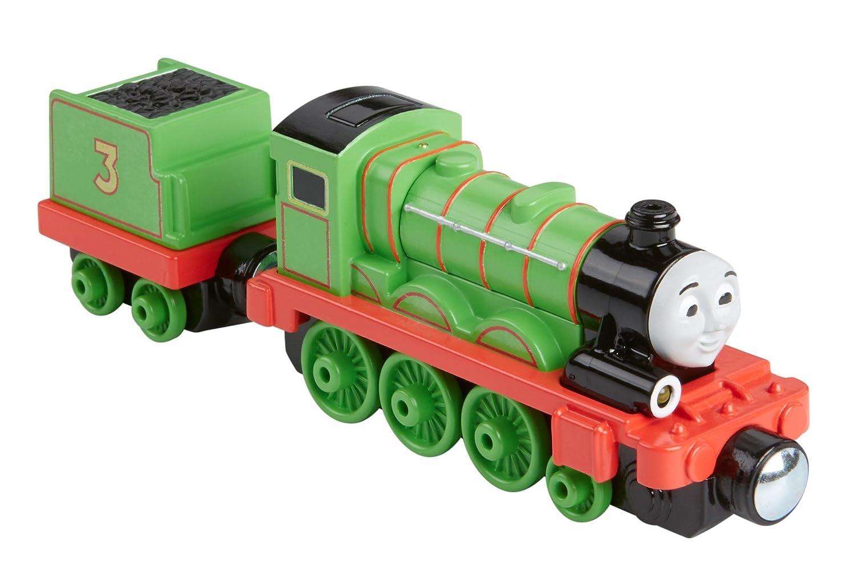 Amazon.com: Fisher-Price Thomas The Train Take-N-Play Talking Henry ...