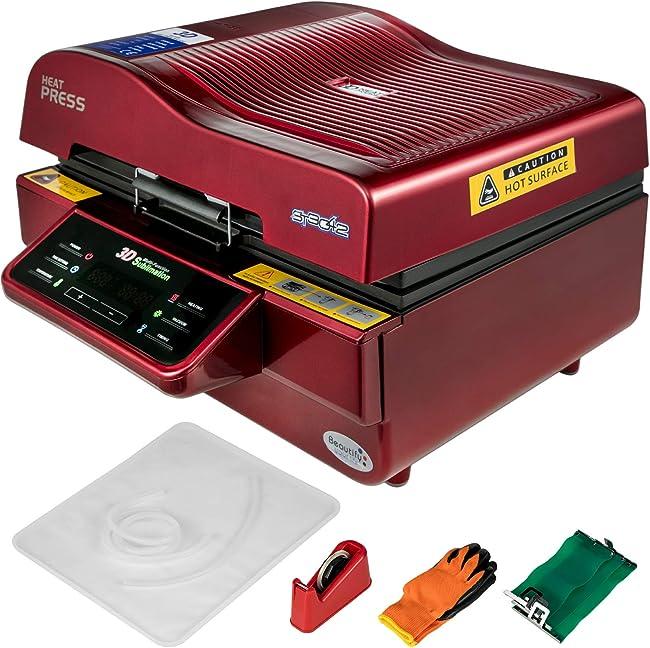 VEVOR ST3042 - Best 3D Sublimation Vacuum Heat Press