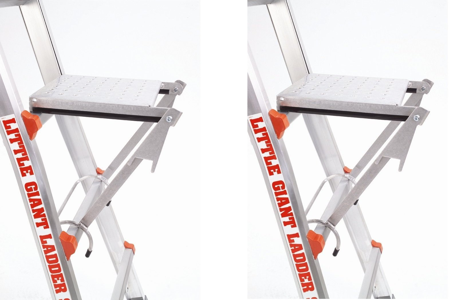 Little Giant Ladder Systems 10104 375-Pound Rated Work Platform Ladder Accessory (2 PACK)