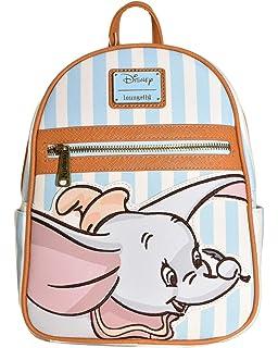 c55957daf45 Loungefly x Disney Dumbo Striped Mini Backpack