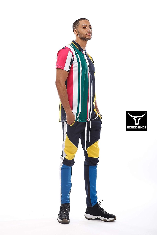 Stylish Polo Shirt Screenshotbrand Luxury Hip-Hop Premium Tees