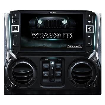 ALPINE アルパイン ジープ・ラングラー専用 9型WXGA カーナビ バックビューカメラ同梱:HCE-C2000RD EX9Z-WRA-C2