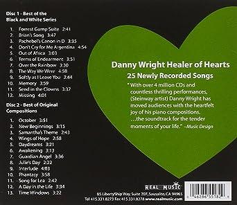 WRIGHT, DANNY - HEALER OF HEARTS