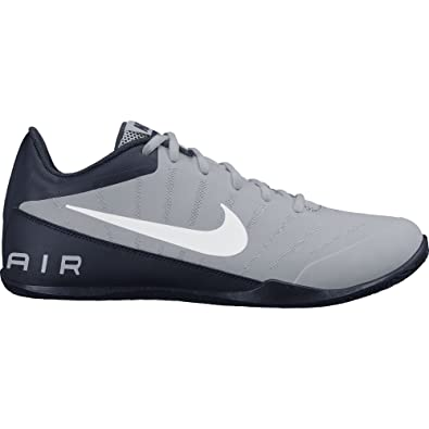 Nike Men s Air Mavin Low II Basketball Shoe Wolf Grey Obsidian Cool Grey  adf8b3fb81