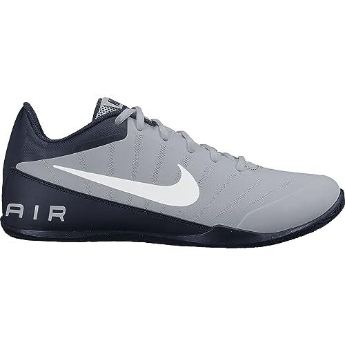 best website 05b13 5e5d6 Nike Men s Air Mavin Low II Basketball Shoe Wolf Grey Obsidian Cool Grey