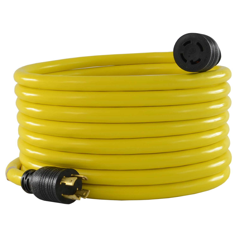 Conntek 20601-010 L14-30 4-Prong 30 Amp Generator Cord (10 Feet)