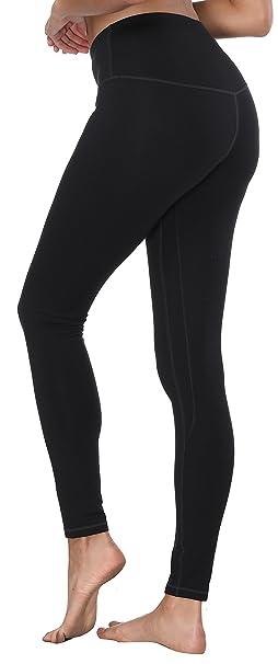 7d19f14f6e987 HKJIEVSHOP Women High Waist Inner Pocket Yoga Pants Active Workout Running  Sports Leggings, Small,