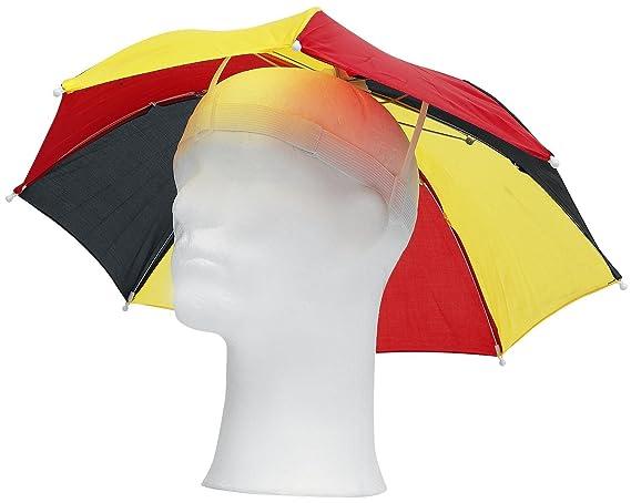 Amazon.com: Desconocido Generic – paraguas-sombrero Flag of Germany: Toys & Games