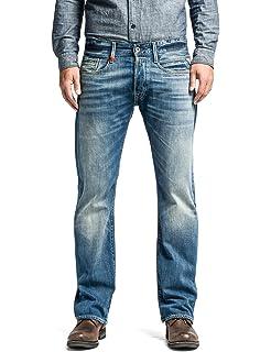 Mens Newbill Comfort Leg Jeans Replay c01GQgrn
