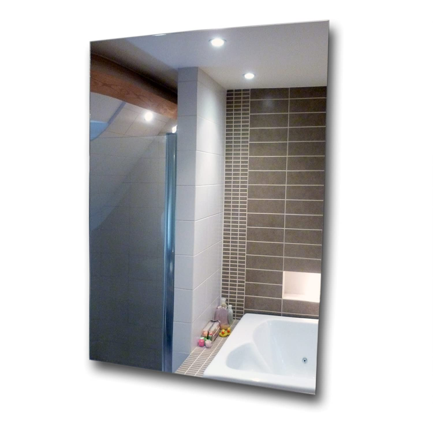 Safety Mirrors For Bathrooms: Acrylic Mirror Sheets Anti-Shatter Safety Mirror Plastic