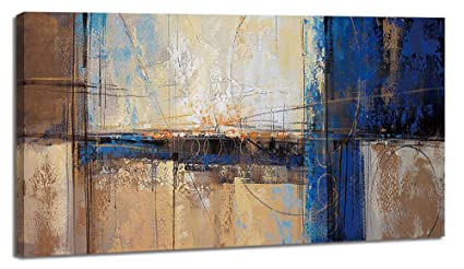 Abstract Canvas Wall Art Painting Picture Print For Living Room Large Decoration Modern Decor Artwork