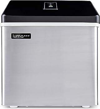 Luma Comfort 28 lb Portable Clear Ice Maker