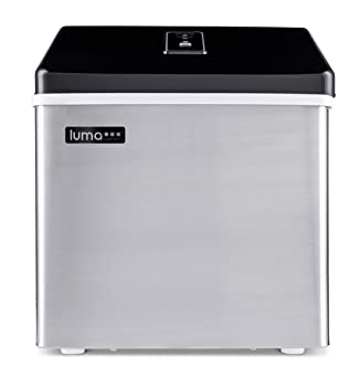 Luma Comfort Clear Portable Ice Maker