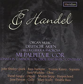 Quirk Music By George Frideric Handel Amazon Music