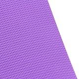 Detectoy 6mm Universal Thick Non-Slip Yoga Mat