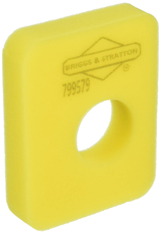 Briggs & Stratton 799579 Air Cleaner Foam Filter