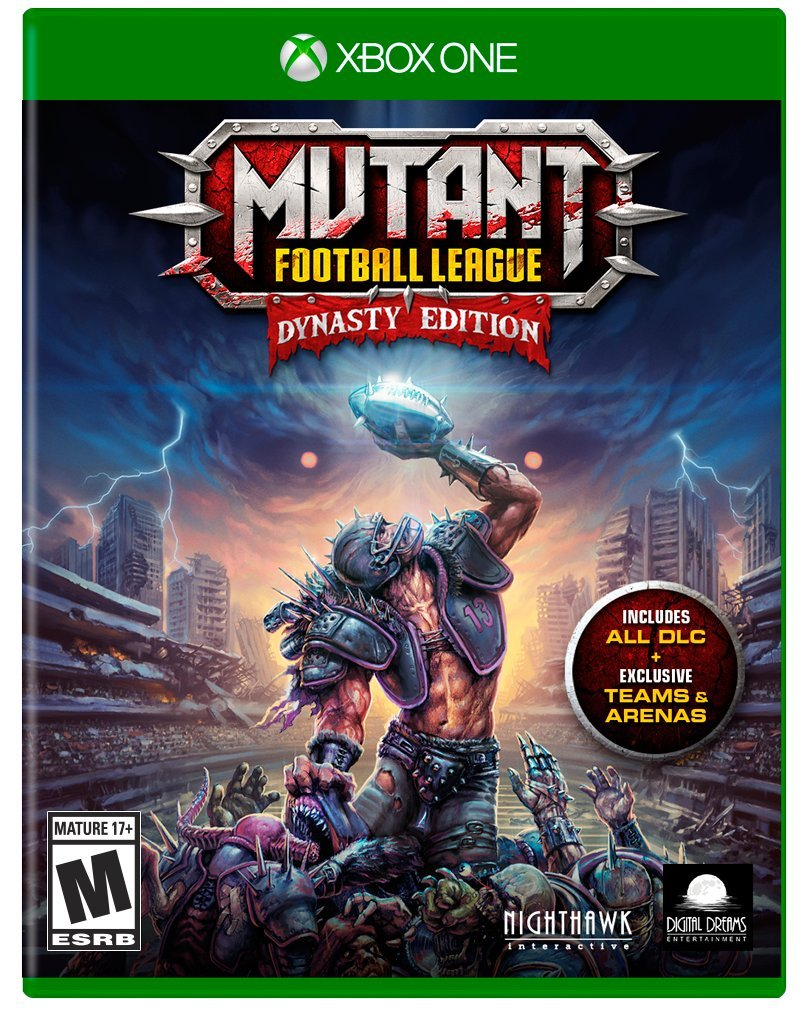 Mutant Football League: Dynasty Edition - Xbox One Edition
