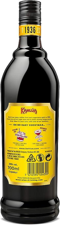 Kalhua Licores - 700 ml