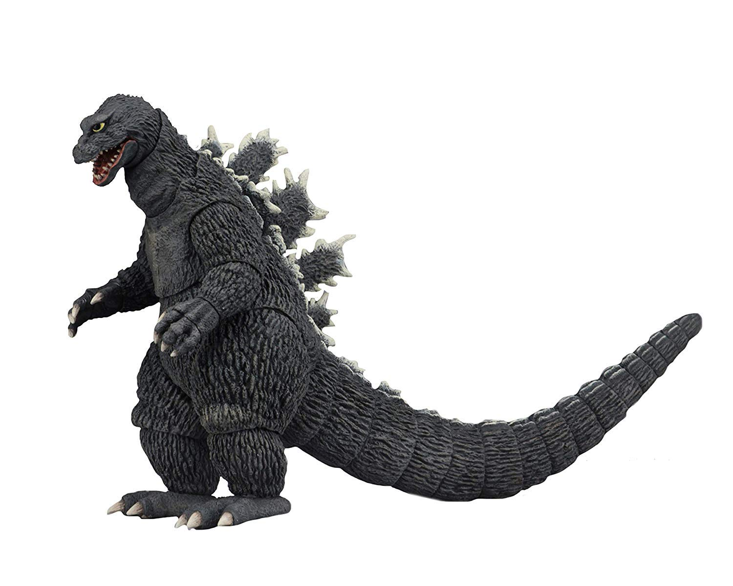 NECA Godzilla – 12″ Head to Tail Action Figure – Godzilla (King Kong vs. Godzilla 1962 Movie)