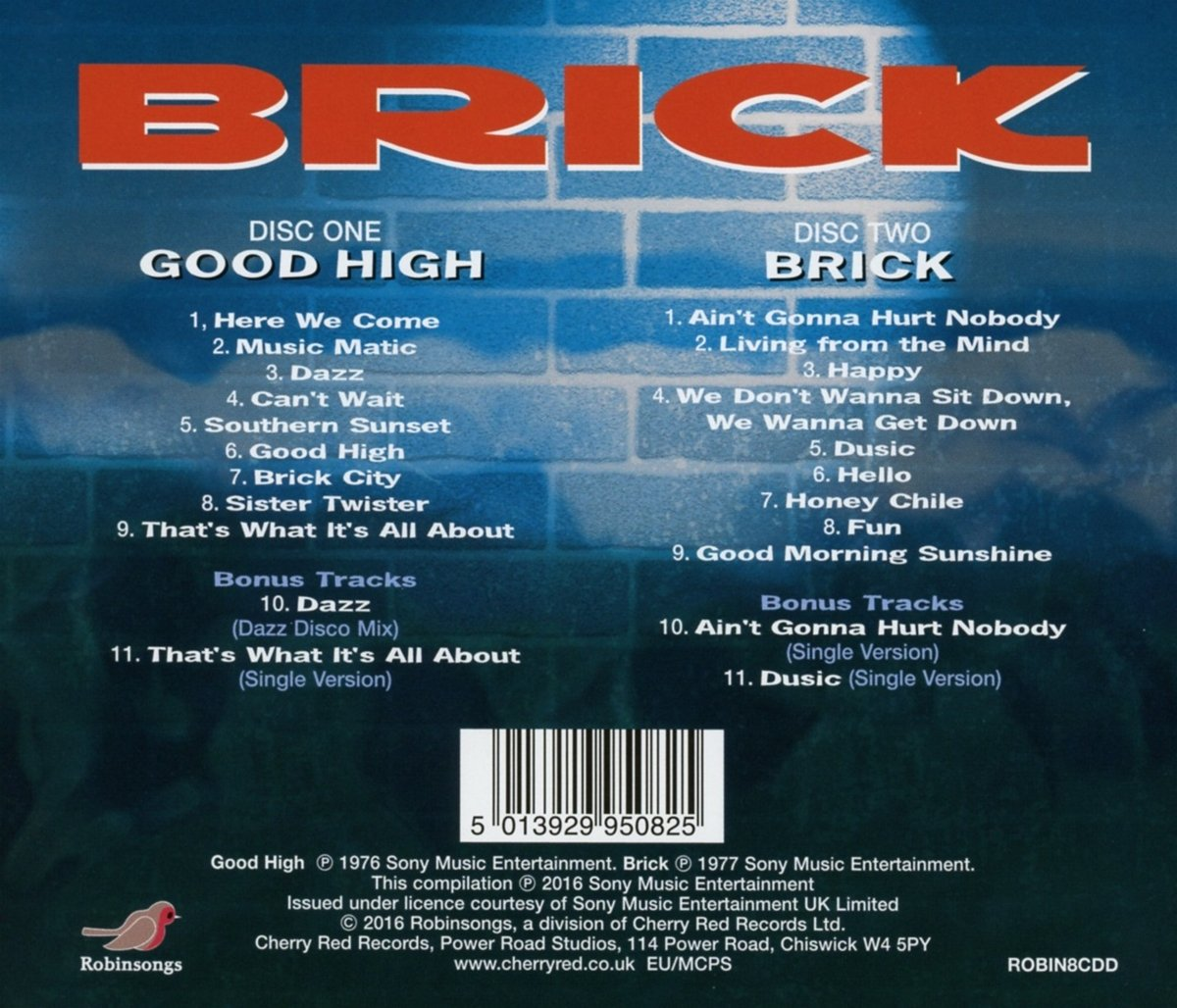 71pCwHD%2B95L._SL1200_ brick good high brick deluxe edition amazon com music  at bayanpartner.co