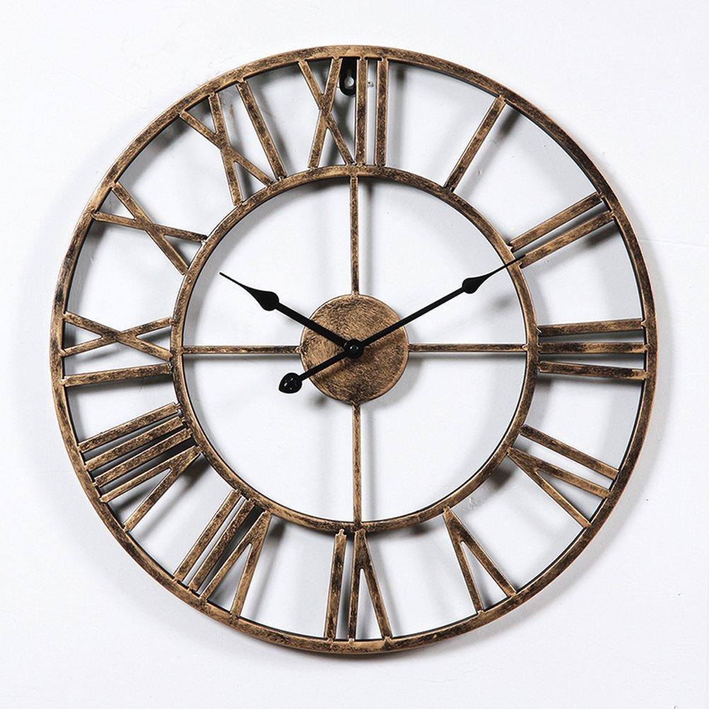 Roman Numeral Clocks Amazon Com