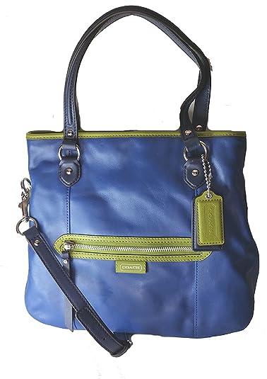 Coach Daisy Spectator Leather Mia Crossbody Bag 7d8ba3207bb3c