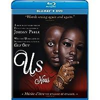 Us [ Blu-ray + DVD ] (Sous-titres français)