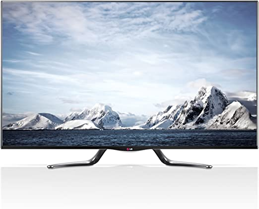 LG 47LA790V - Televisión LED Plus 3D de 47 Pulgadas con Smart TV (1920x1080, 800 Hz, Ci+): Amazon.es: Electrónica