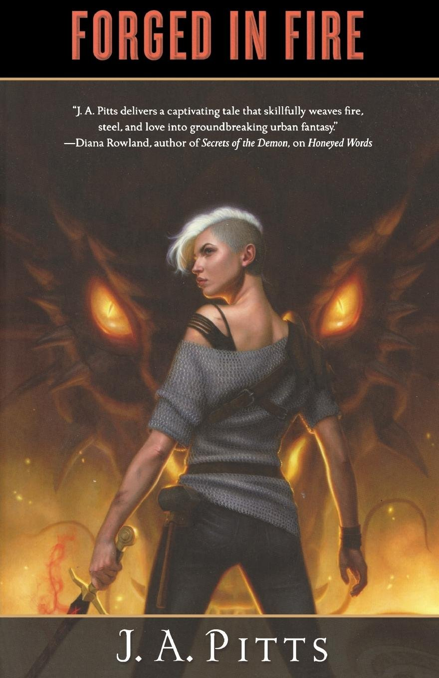 Download Forged in Fire (Sarah Jane Beauhall) pdf