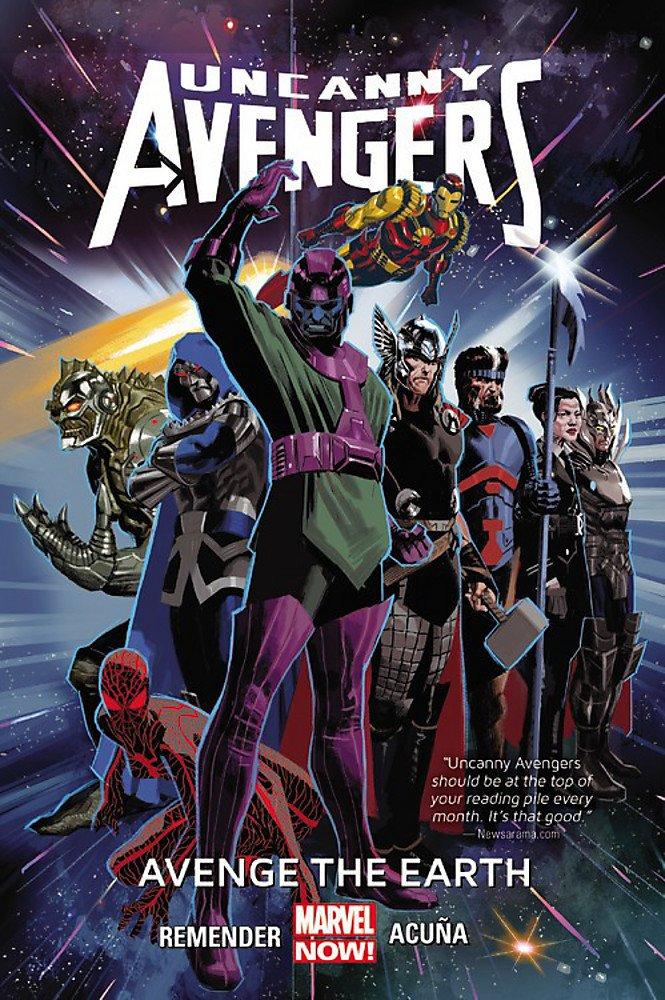 Uncanny Avengers #4    NOS!