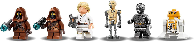 LEGO Star Wars - Reptador de Las Arenas (75220): Amazon.es: Juguetes y juegos