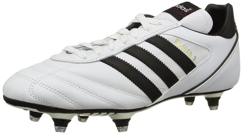 Adidas Herren, , kaiser 5 cup, mehrfarbig (ftwr Weiß core schwarz core schwarz), 44