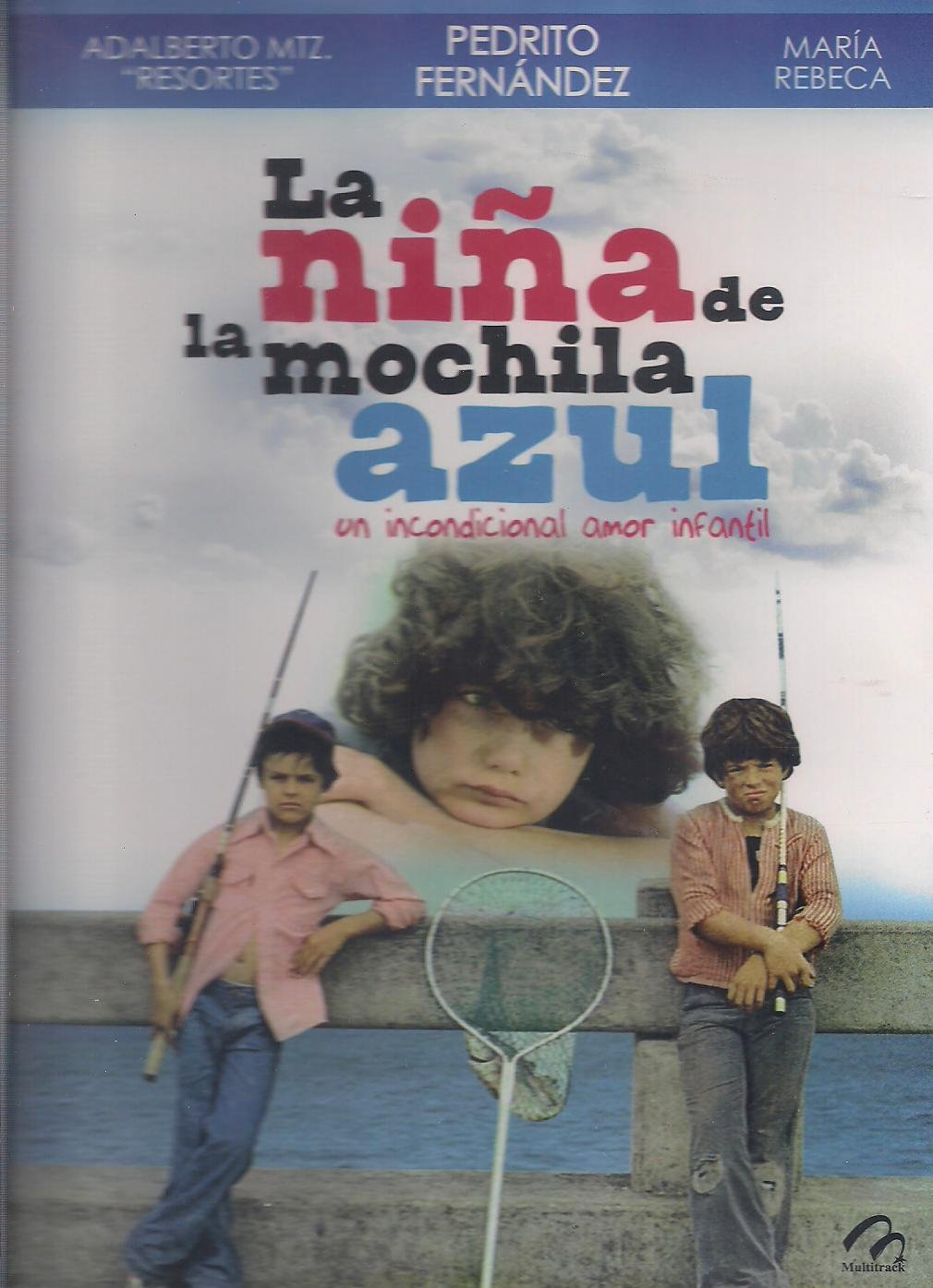 Amazon.com: LA NINA DE LA MOCHILA AZUL UNA INCONDICIONAL AMOR INFANTIL: Movies & TV