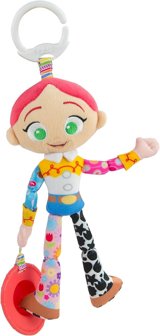 Lamaze TOY STORY baby speelgoed clip & Go Bully speelgoed