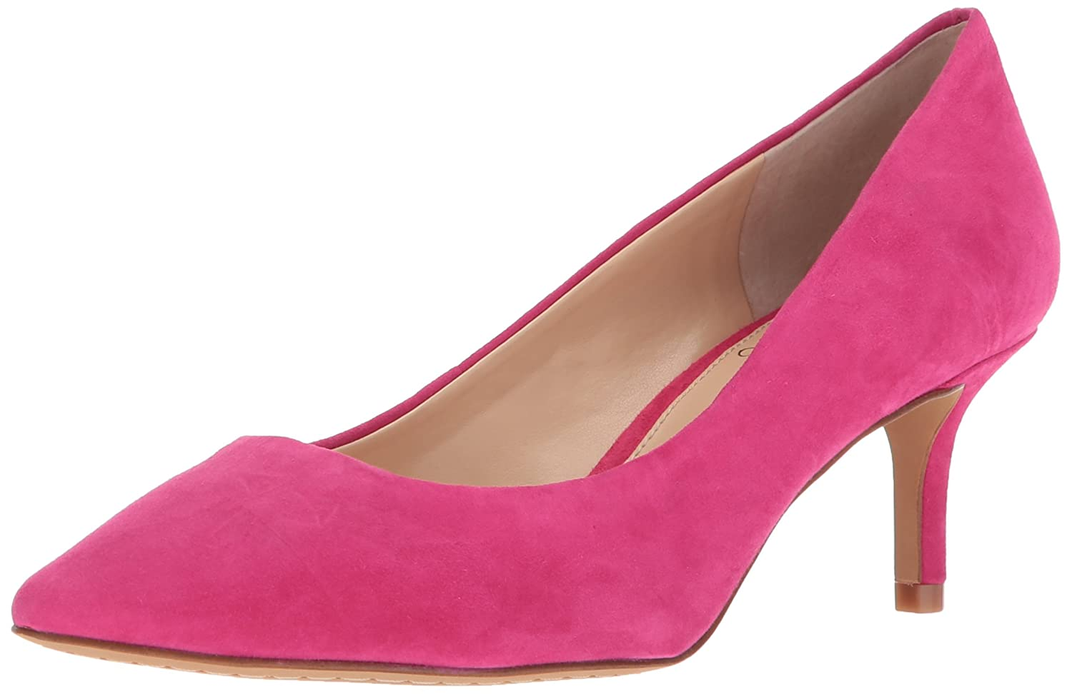 Vince Camuto Women's Kemira Pump B076938THC 10 B(M) US|Hot Berry Pink